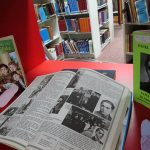 """Hotarul nestatornic"" – expoziție de carte"