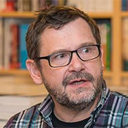 Bogdan Hrib -- scriitor, editor, director al editurii Tritonic