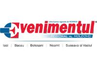 Evenimentul – Cotidian Regional de știri și anunțuri din zona Moldovei
